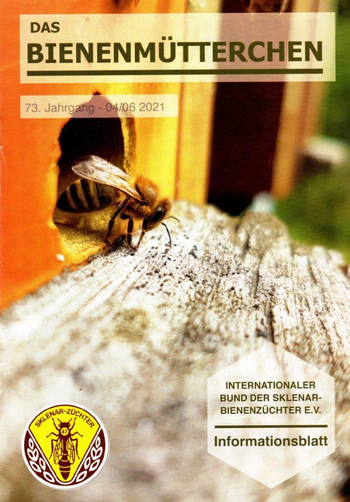 Das Bienenmütterchen im neuen Gewand